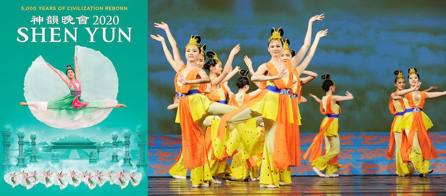 Shen Yun Performing Arts at Proctors Theatre Mainstage