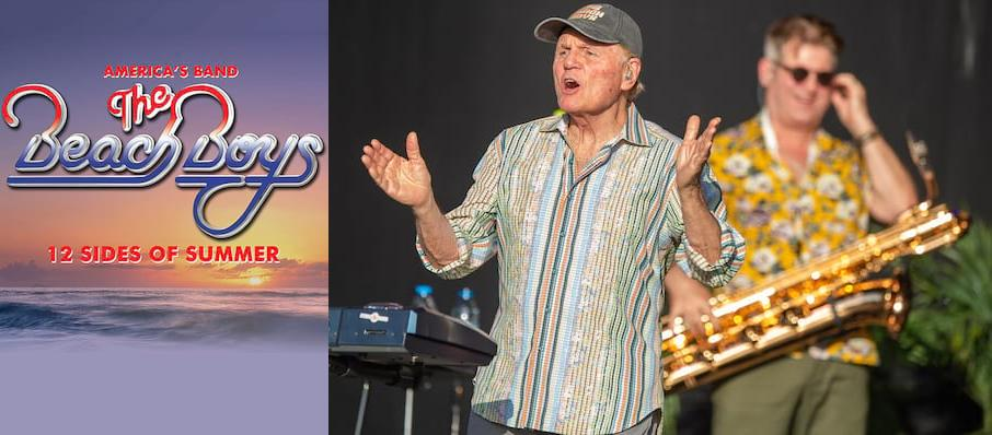 Beach Boys at Proctors Theatre Mainstage