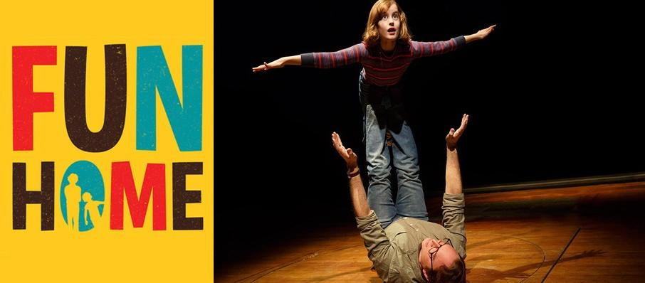 Fun Home at Proctors Theatre Mainstage