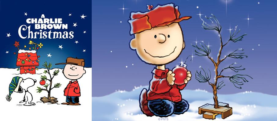 Charlie Brown Christmas at Proctors Theatre Mainstage
