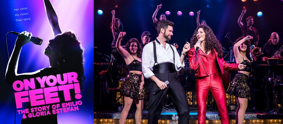 On Your Feet! at Proctors Theatre Mainstage