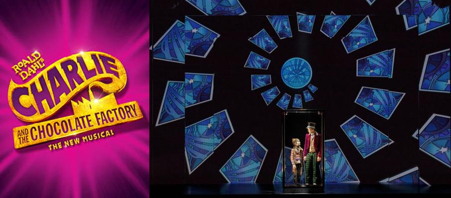 Charlie and the Chocolate Factory at Proctors Theatre Mainstage