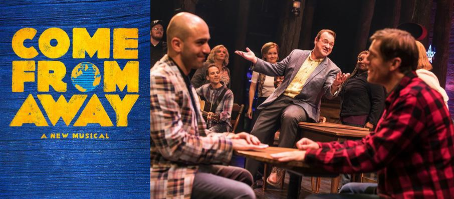 Come From Away at Proctors Theatre Mainstage