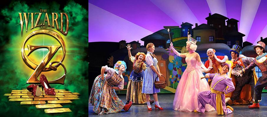 The Wizard of Oz at Proctors Theatre Mainstage
