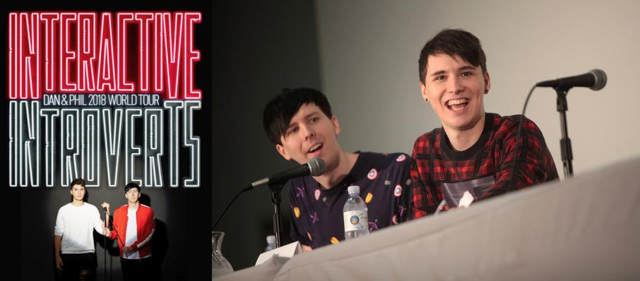 Dan and Phil at Proctors Theatre Mainstage
