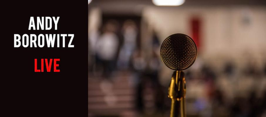 Andy Borowitz at Proctors Theatre Mainstage