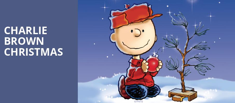 Charlie Brown Christmas, Proctors Theatre Mainstage, Schenectady