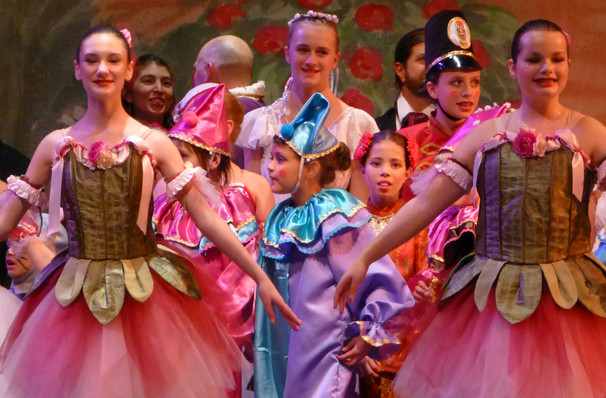 Northeast Ballet The Nutcracker, Proctors Theatre Mainstage, Schenectady
