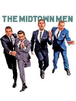 The Midtown Men, Proctors Theatre Mainstage, Schenectady