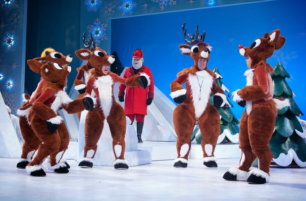 Rudolph the Red Nosed Reindeer, Proctors Theatre Mainstage, Schenectady