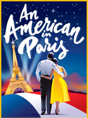 An American in Paris, Proctors Theatre Mainstage, Schenectady