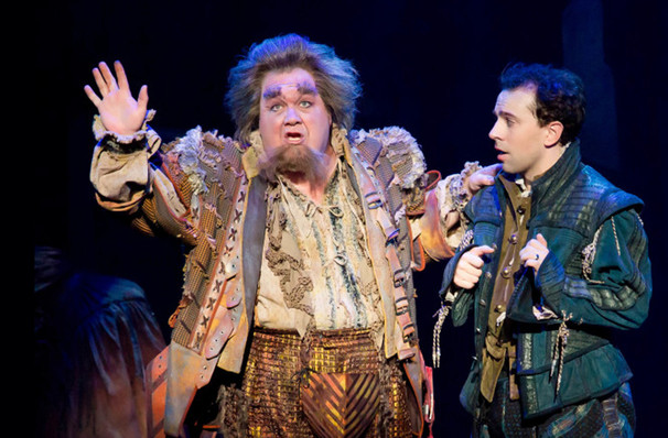 Something Rotten, Proctors Theatre Mainstage, Schenectady